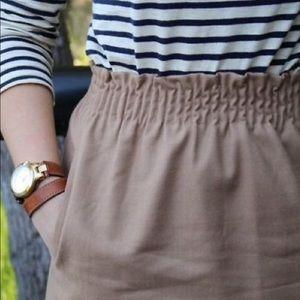 Jcrew skirt size 0